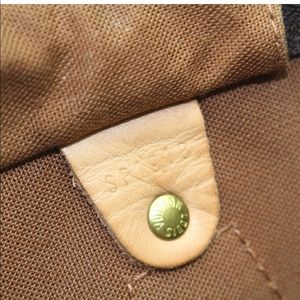 Louis Vuitton Bags - Auth Louis Vuitton Speedy 30 Boston Bag